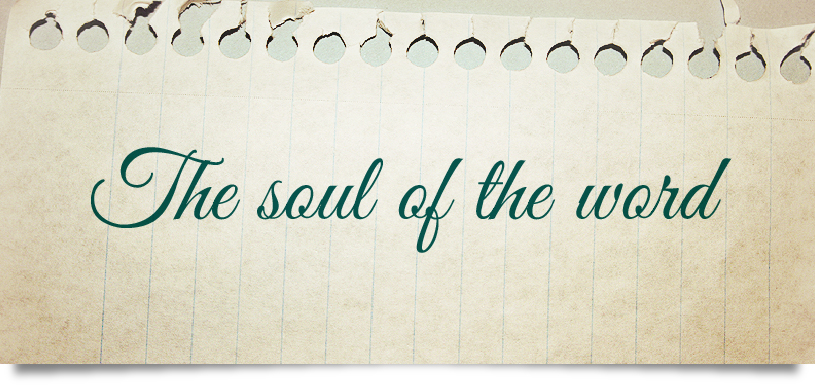 ONOMA - The soul of the word